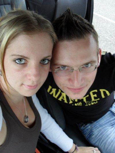 Moi et mon homme !!!!!!!