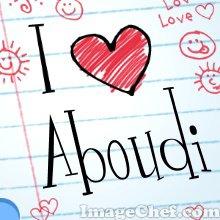 I love Aboudi