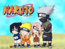 L'histoire de Naruto !!!