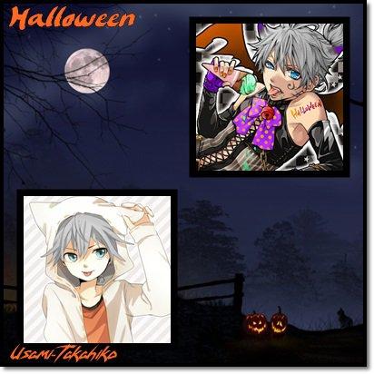 Usami pour Halloween ~