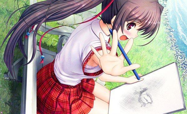 concour de dessin !(Remettez les dessin )
