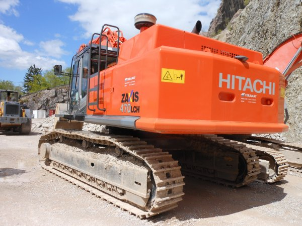HITACHI 470