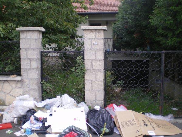 Ma ville propre et fleurie Merci Monsieur le maire