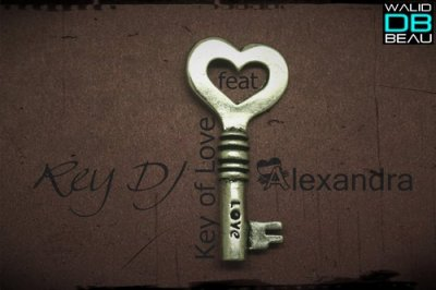Rey Dj Feat. Alexandra  / Key Of Love (Radio Edit) (2011)