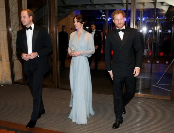 Kate / William - BAFTA