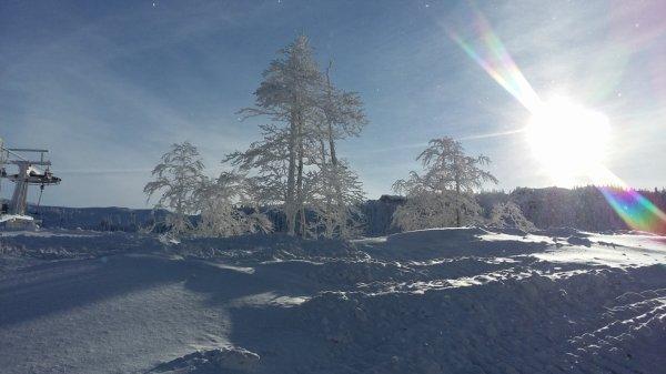 apres-midi au ski