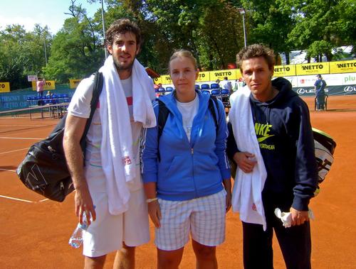 Challenger de SZCZECIN!, Poland (Terre battue extérieure/Outdoor clay): 11-19 Sep 2010