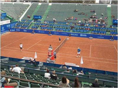 BCR Open, Bucharest, Romania (Terre battue extérieure/Outdoor clay): à partir du 18 Sep 2010 (Qualifications)