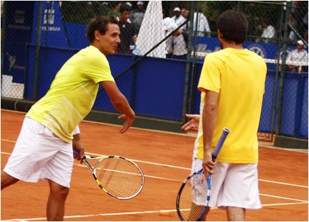 Challenger de Sao Paulo, Brazil (Terre battue extérieure/Outdoor clay): 23-31 Oct 2010