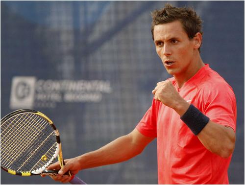Serbia Open, Belgrade, Serbia (Terre battue extérieure/Outdoor clay): à partir du 23 Avr 2011 (Qualifications)