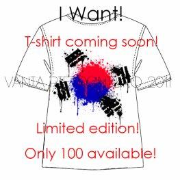 I Want! t-shirt
