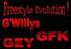 G'Willys - Freestyle Evolution ft GFK & GEY