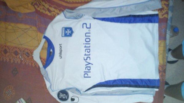 Coupe UEFA.   AJ Auxerre (mignot)
