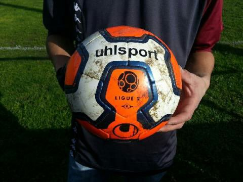 Ballon ligue 2 (Clermont-foot)