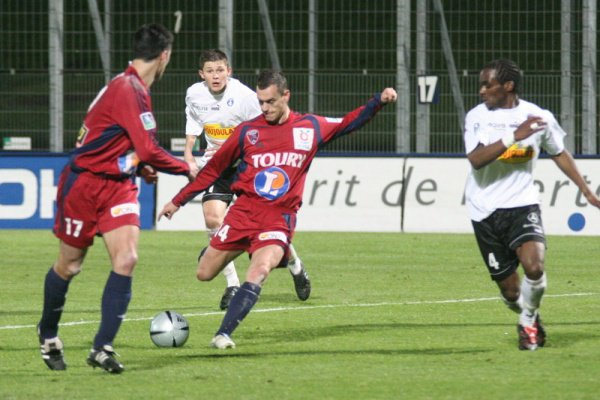 samson en action contre niort   ligue 2