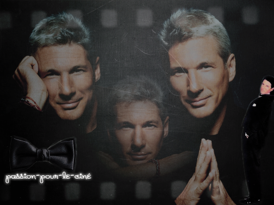 RICHARD GERE 61 ans