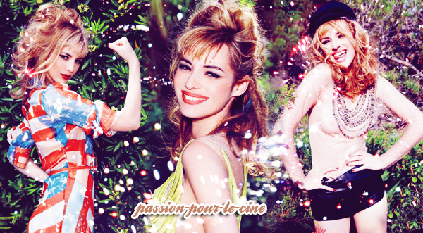 LOUISE BOURGOIN  29 ans