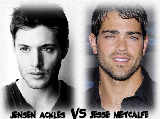 Jensen Ackles VS Jesse Metcalfe
