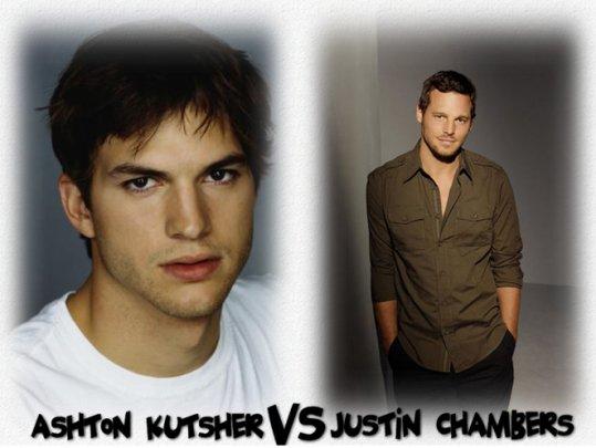 Ashton Kutsher VS Justin Chambers