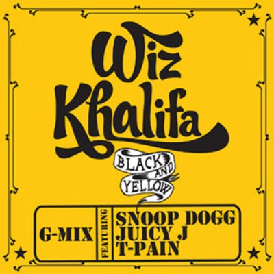 Wiz Khalifa Feat Snoop Dogg_ Juicy J & T-Pain - Black & Yellow (G-Mix) (2o11)