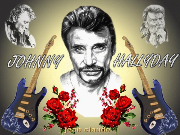 @@@...Suite du hommage de Johnny Hallyday...@@@