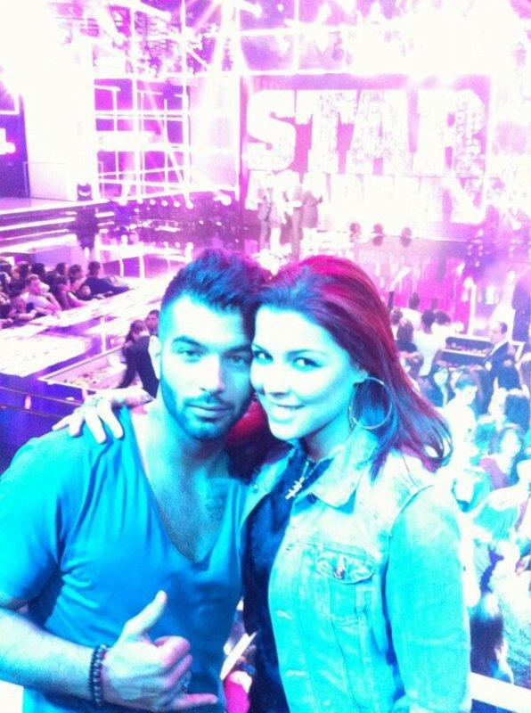Pauline & Tony