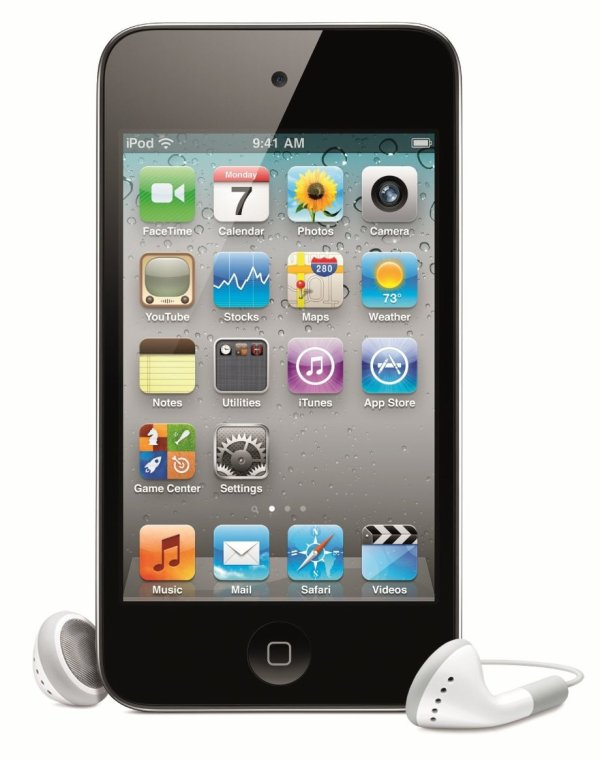 IPOD TOUCH 32G 4IEME GENERATION !