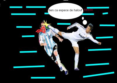 karate c.ronaldo