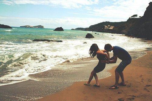 Un jour je vivrais la plus belle des histoires d'amour, mais pas aujourd'hui!