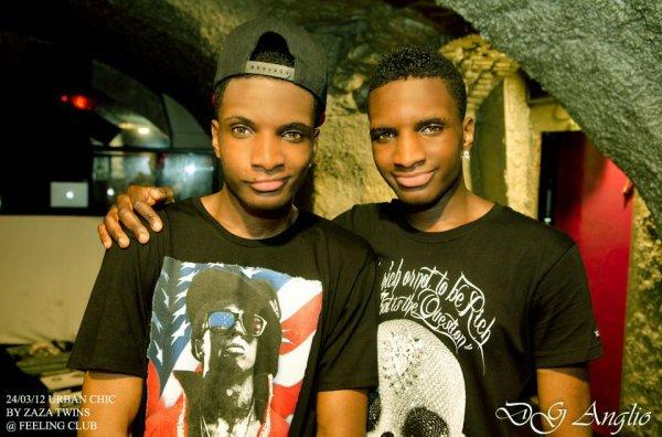 Pourquoi ZaZa TWiNS? car j'ai un jumeau qui s'appelle Jonathan et que nous sommes originaire du Congo (ex:Zaïre)--Bonne année à tous :)