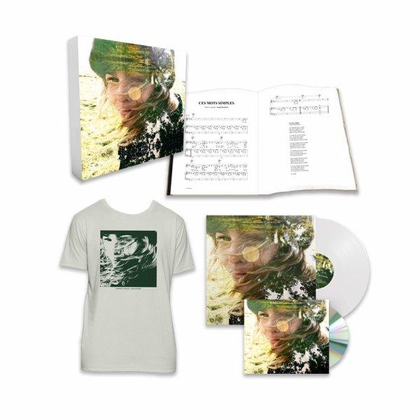 coffret Vanessa Paradis les sources nouvel album date de sortie le 16 novembre
