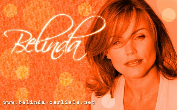 Petit sondage : pour le prochain top 5 de décembre ce sera un spécial Belinda Carlisle la chanteuse des Go go's qui a aussi fait une carrière solo