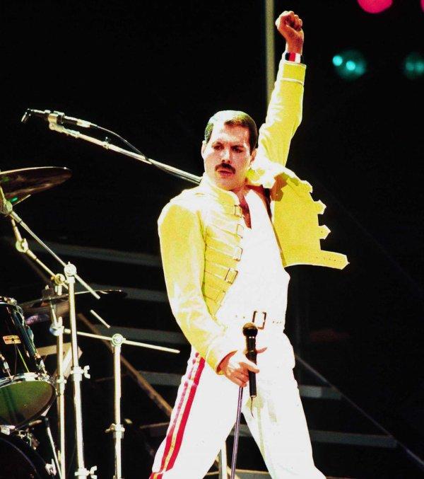 Ce soir soirée spéciale queen et Freddie mercury sur ma webradio Musicradio78 une playlist que je présenterai des 20h bonne écoute à tous bisous