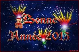 """2013 Annnée D""""Amour de Gloire de Joix et Pleins de Bonheur"""