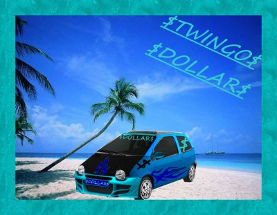 Pour le premier VT du blog:une Renault Twingo