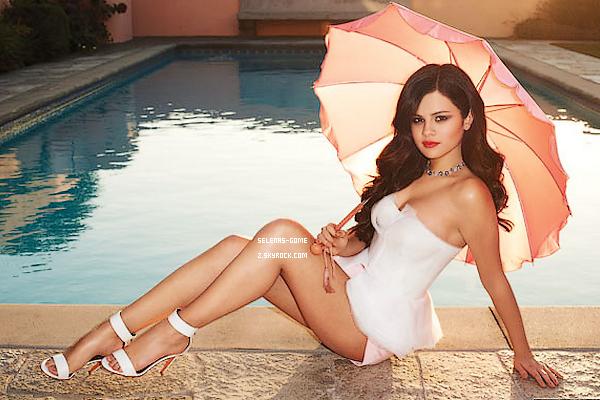 Selena Gomez a réalisé un photoshoot pour Terry Richardson. Ton avis sur ces clichés ?   