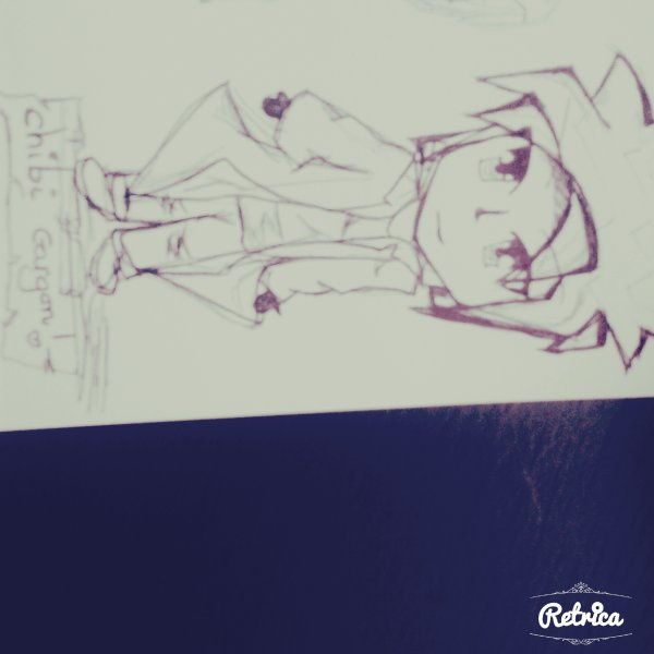2eme dessin !