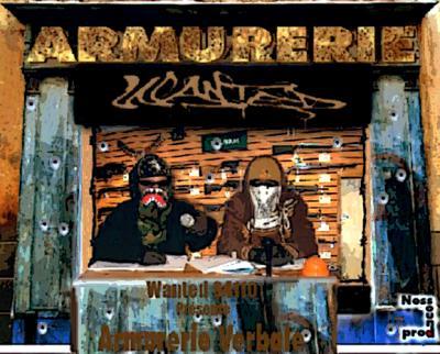 Wanted 94110 Présent La Net Tape Armurerie Verbale.