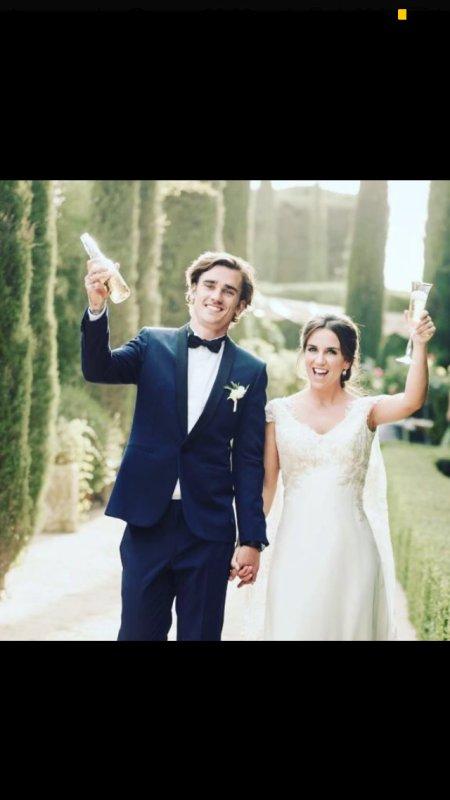 Antoine Griezmann s'est marié !