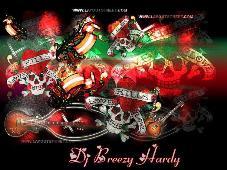 Deejay Breezy Haardy 225
