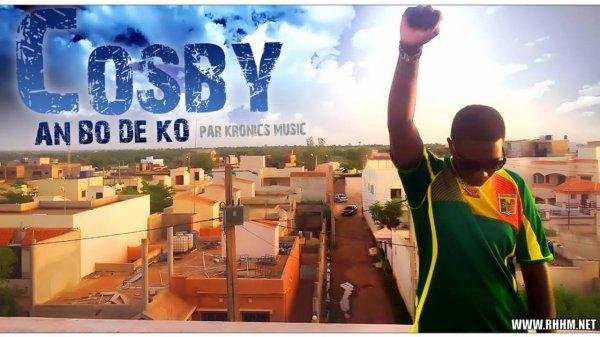 AN BO DE KO C27 / COSBY - AN BO DE KO (2014)