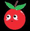Pomme kawaii :3