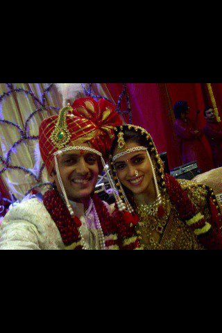 Genelia's marriage with Riteish!