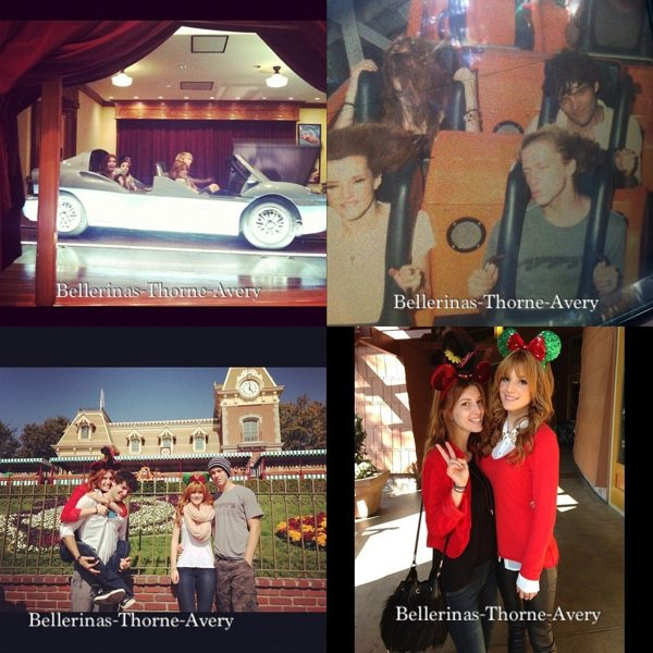 Nouvelles photos Twitter de Bella