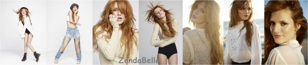 Photoshoot de Bella ...