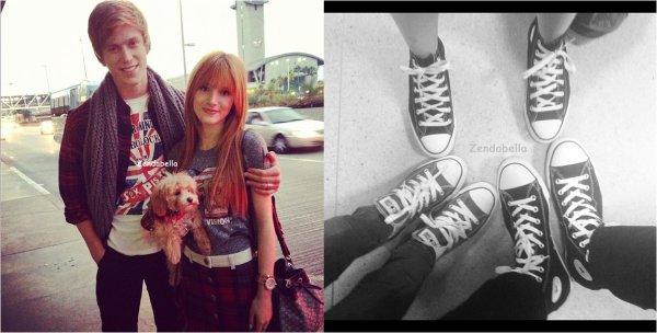 Bella est allé à une réunion à Santa Monica - 14 novembre 2012