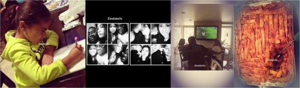 Nouvelles photos Twitter de Zendaya et Bella