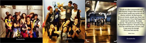 Nouvelles photos Twitter et Mobli de Bella et Zendaya !