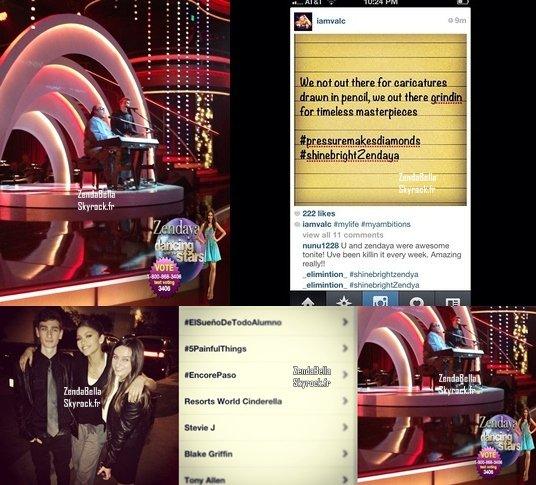 Nouvelles photos de Bella Thorne et Zendaya (22.04.13)
