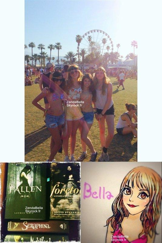 Nouvelles photos Mobli de Bella Thorne